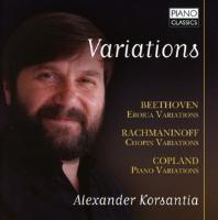 Cover-Bild zu Variations