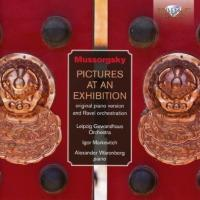 Cover-Bild zu Pictures at an Exhibition / +