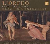 Cover-Bild zu L'Orfeo