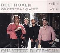 Cover-Bild zu Sämtliche Streichquartette Vol. II