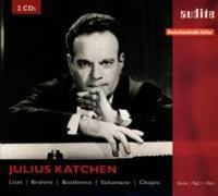 Cover-Bild zu Plays Liszt, Brahms, Beethoven, Schumann