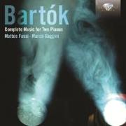 Cover-Bild zu Complete Music for Two Pianos