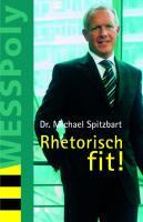 Cover-Bild zu Rhetorisch fit!