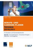 Cover-Bild zu Berufs- und Karriere-Planer Technik 2010/2011