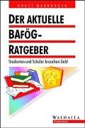 Cover-Bild zu Der aktuelle BAföG-Ratgeber