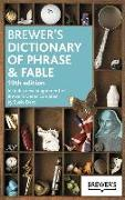 Cover-Bild zu Brewer's Dictionary of Phrase and Fable, 19th Edition