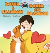 Cover-Bild zu Boxer e Brandon Boxer and Brandon