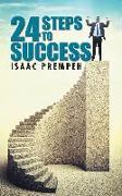 Cover-Bild zu 24 Steps to Success