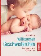 Cover-Bild zu Willkommen Geschwisterchen von Klüver, Nathalie