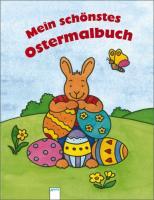 Cover-Bild zu Mein schönstes Ostermalbuch