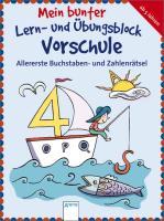 Cover-Bild zu Vorschule. Allererste Buchstaben- und Zahlenrätsel