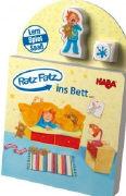 Cover-Bild zu Ratz-Fatz ins Bett