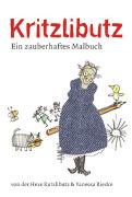 Cover-Bild zu Kritzlibutz - Ein zauberhaftes Malbuch