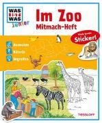 Cover-Bild zu Mitmach-Heft Im Zoo