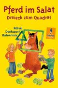 Cover-Bild zu Pferd im Salat, Dreieck zum Quadrat