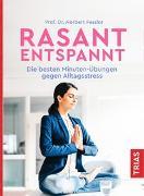 Cover-Bild zu Rasant entspannt von Fessler, Norbert