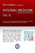Cover-Bild zu Herold's Internal Medicine (Second Edition) - Vol. 2 von Herold, Gerd