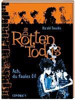 Cover-Bild zu Die Rottentodds - Ach, du faules Ei!