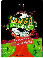 Cover-Bild zu Samba Kicker 03. Falscher Elfer in letzter Minute