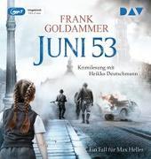 Cover-Bild zu Juni 53. Ein Fall für Max Heller