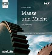 Cover-Bild zu Masse und Macht