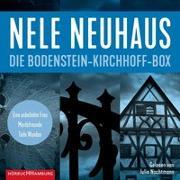 Cover-Bild zu Die Bodenstein-Kirchhoff-Box (Ein Bodenstein-Kirchhoff-Krimi )