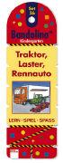 Cover-Bild zu Set 36: Traktor, Laster, Rennauto