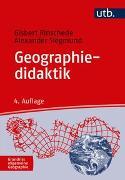 Cover-Bild zu Geographiedidaktik