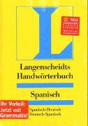 Cover-Bild zu Spanisch cpl. Handwörterbuch