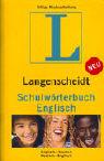 Cover-Bild zu Englisch cpl. Schulwörterbuch