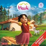 Cover-Bild zu Heidi 01. CGI