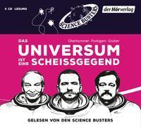 Cover-Bild zu Das Universum ist eine Scheißgegend