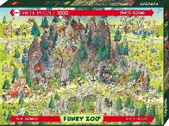 Cover-Bild zu Transylvanian Habitat Puzzle