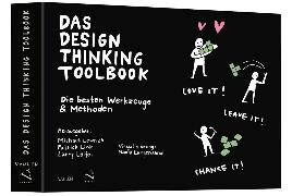 Cover-Bild zu Das Design Thinking Toolbook