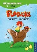 Cover-Bild zu Pumuckl, Bücherhelden 1. Klasse, Pumuckl auf dem Bauernhof