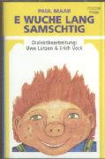 Cover-Bild zu SAMS - E Wuche lang Samschtig