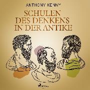 Cover-Bild zu eBook Schulen des Denkens in der Antike