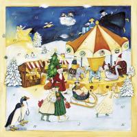 Cover-Bild zu Weihnachtsmarkt