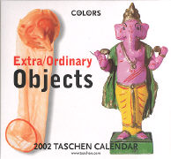 Cover-Bild zu Extra Ordinary Objects 2002