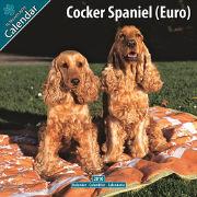 Cover-Bild zu Cocker Spaniel (Euro) 2010
