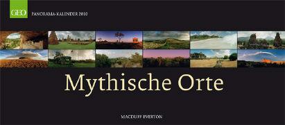 Cover-Bild zu GEO Panorama: Mythische Orte 2010