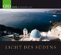Cover-Bild zu GEO Saison: Licht des Südens 2010