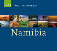 Cover-Bild zu GEO Spezial: Namibia 2010