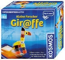 Cover-Bild zu Kleine Forscher - Giraffe