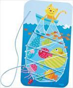 Cover-Bild zu Fädelspiel Fischfang