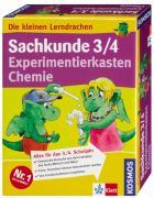 Cover-Bild zu Sachkunde 3/4. Experimentierkasten Chemie