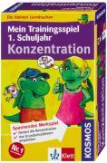 Cover-Bild zu Mein Trainingsspiel 1. Schuljahr. Konzentration