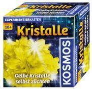 Cover-Bild zu Gelbe Kristalle selber züchten