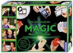 Cover-Bild zu Die Zauberschule Magic Neon Edition