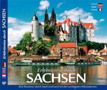 Cover-Bild zu Erlebnisreise durch Sachsen